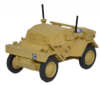 OXFORD 76DSC003 Dingo Scout Car HQ 2nd Div _ El Alamein 19